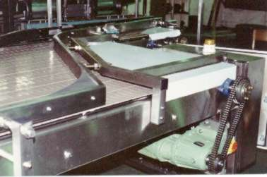bottle conveying system